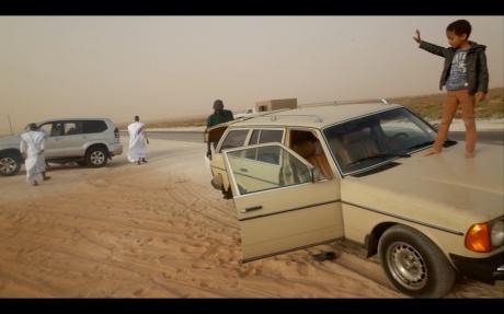 Filmstill Mauritania
